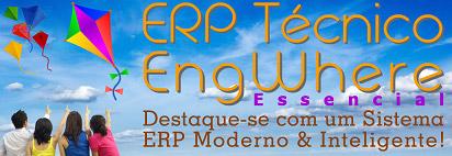 ERP Técnico EngWhere Essencial