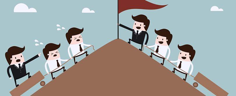 Liderança: Líder tocadores de obra