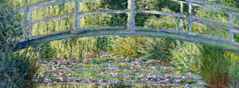 Ponte Japonesa - Monet