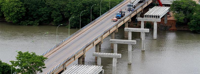 Ponte de Vigas Protendidas