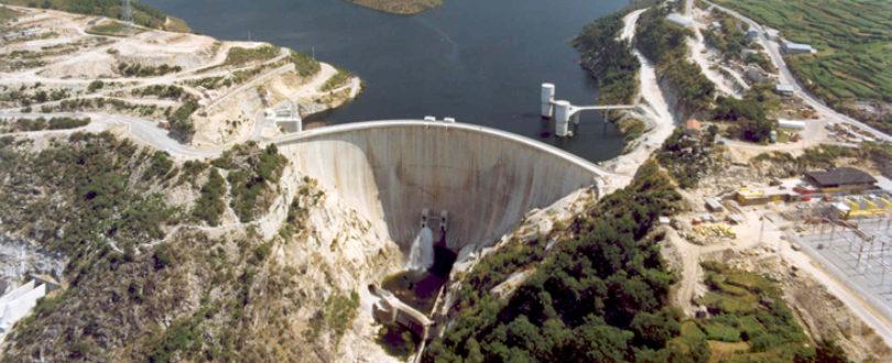 Barragem de Betão