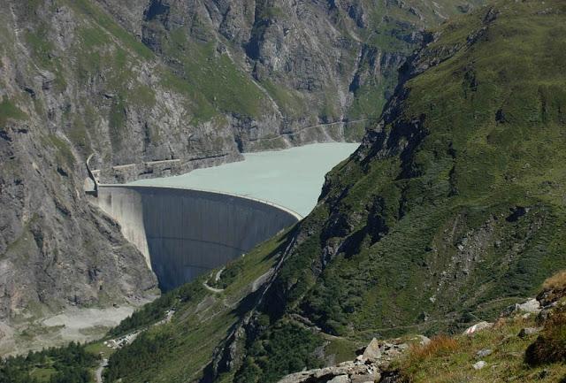 Barragem de Mauvoisin Dam - Suíça