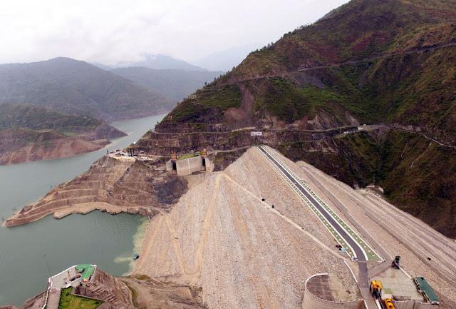 Barragem Tehri Dam - Índia