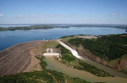 Barragem Emborcação e Usina Hidrelétrica Emborcação