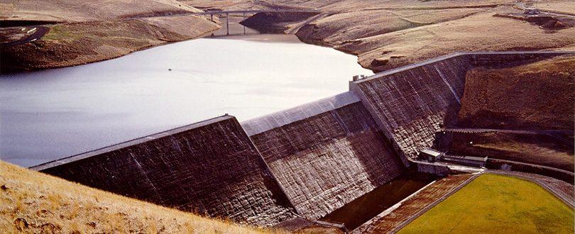 Barragem de Gravidade ou Represas de Gravidade