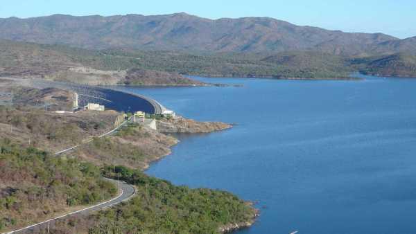Barragem Serra da Mesa