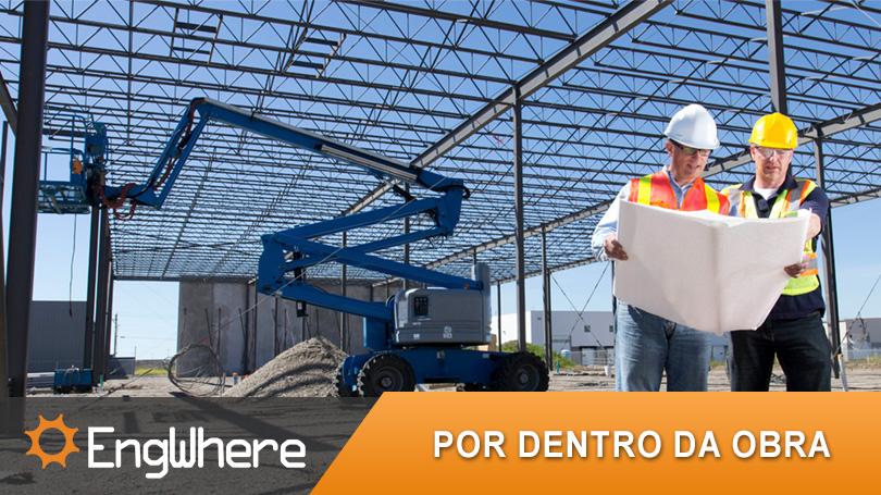 Por Dentro da Obra - Construção Civil