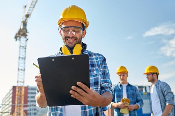 Único software brasileiro que faz o planejamento completo das obras e da construtora.