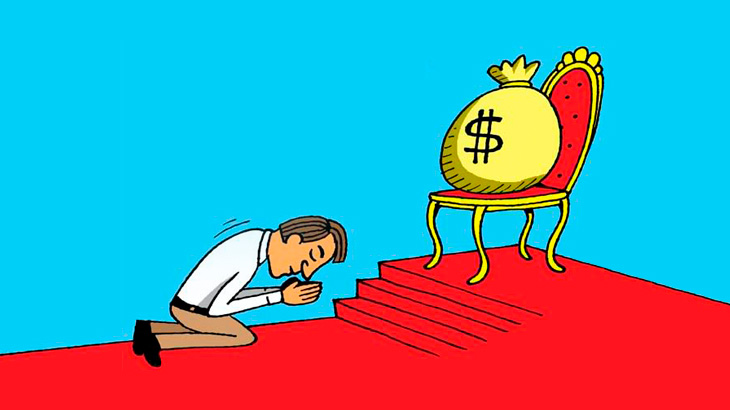 Fetichismo do dinheiro