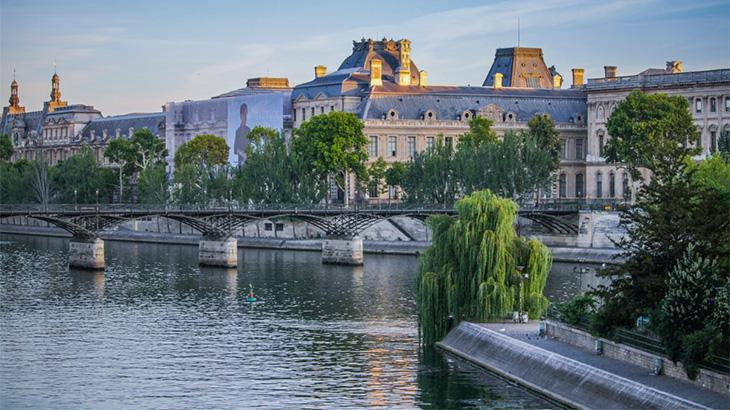 Rio Sena, Paris - França